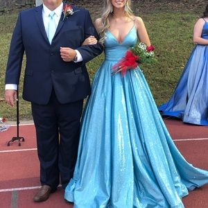 Sherri Hill Formal Gown